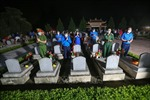 Nhiều hoạt động ý nghĩa kỷ niệm 74 năm Ngày Thương binh-Liệt sỹ