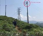 Tai nạn do bất cẩn khi thi công nâng cấp lưới điện 110kV