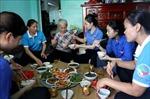 74 năm Ngày Thương binh-Liệt sỹ: 'Bữa cơm tri ân' ấm áp nghĩa tình
