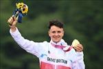 Tay đua người Anh trở thành VĐV trẻ nhất vô địch Olympic nội dung xe đạp leo núi