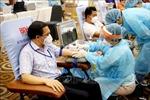 Nhiều người tình nguyện hiến máu sau khi nguồn máu dự trữ cạn kiệt