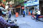 Tăng cường kiểm tra đối với người ra đường, các khu chợ dân sinh