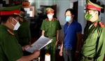 Bắt tạm giam Tổng giám đốc Công ty cổ phần Gold Game Quảng Bình