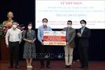 TP Hồ Chí Minh tiếp nhận hỗ trợ trị giá 200 tỷ đồng để phòng, chống dịch