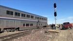 Vụ tai nạn tàu hỏa tại Mỹ: Amtrak khẳng định 'hợp tác đầy đủ' trong điều tra