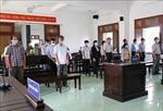 Xét xử sơ thẩm 18 bị cáo trong vụ làm lộ đề thi công chức tại Phú Yên