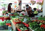 Cung ứng đủ hàng hóa cho thành phố Đông Hà thực hiện Chỉ thị 16