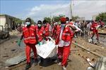 Ít nhất 15 người thương vong trong vụ đánh bom liều chết ở thủ đô của Somalia