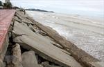 Nghệ An phản hồi thông tin 'Dự án kè biển Cửa Lò hơn 40 tỷ bị vỡ vụn sau bão'