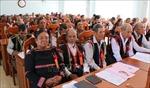 10 năm thực hiện Quyết tâm thư của các già làng khu vực Tây Nguyên