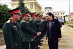 Phó Chủ tịch Thường trực Quốc hội Tòng Thị Phóng thăm và chúc Tết tại Sơn La