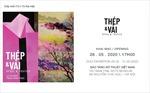 Triển lãm nghệ thuật những tác phẩm làm từ 'Thép và vải'