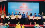 Khen thưởng 38 tập thể có thành tích xuất sắc trong Tháng thanh niên 2021
