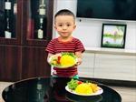Ấm áp yêu thương bữa cơm gia đình trong mùa dịch COVID-19