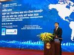 Giá trị thương mại hai chiều Việt Nam – Châu Mỹ tăng tăng 3,5 lần trong 10 năm qua