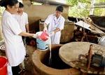 Xử lý môi trường tại các tỉnh miền Trung sau lũ lụt