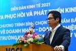 Điểm tựa để phục hồi kinh tế Việt Nam