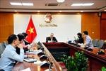 Bộ Công Thương họp khẩn về phòng chống dịch COVID-19 và cung ứng hàng hóa