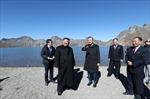 Chuyến thăm núi thiêng hoàn thành tâm nguyện một đời của Tổng thống Hàn Quốc Moon Jae-in