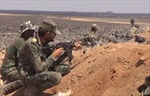 Video quân đội Syria quyết chiến trên cao nguyên núi lửa diệt khủng bố