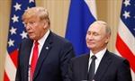 Tổng thống Trump nói gì khi chia tay người đồng cấp Putin
