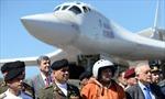 Video máy bay ném bom Nga vượt 10.000 km hạ cánh tại Venezuela