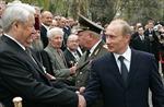 Ông Putin từng trả lời không muốn tranh cử Tổng thống Nga với nhà lãnh đạo Yeltsin