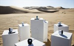 Bài 'Africa' của nhóm Toto được phát vĩnh viễn trên sa mạc
