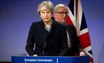 Căng thẳng trên 'mặt trận ngôn từ' giữa Thủ tướng May và EU trong nhiều năm