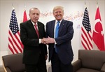 Mục tiêu cuộc gặp giữa Tổng thống Trump và người đồng cấp Thổ Nhĩ Kỳ