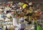 Cảnh sát Hong Kong thu hồi nhiều chai hóa chất nguy hiểm
