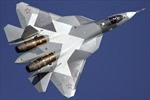 Khả năng Nga trang bị 'siêu tên lửa' Kinzhal cho chiến đấu cơ thế hệ thứ 5