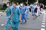 Kinh nghiệm của Singapore trong việc bảo vệ nhân viên y tế khỏi COVID-19