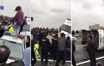 Người dân bất bình khi không được rời Vũ Hán dù đã dỡ bỏ phong tỏa