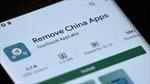 Ứng dụng loại bỏ phần mềm Trung Quốc 'lên ngôi' ở Ấn Độ