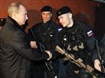 Đội đặc nhiệm chống khủng bố nổi tiếng của Nga