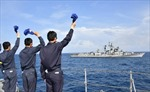 Ấn Độ-Nhật Bản tập trận chung và thông điệp gửi tới Trung Quốc