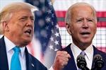 Những câu đối đáp nổi bật trong tranh luận đầu tiên của Tổng thống Trump và ông Biden