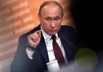Tổng thống Putin nói Đức và Trung Quốc đang hướng tới vị thế cường quốc