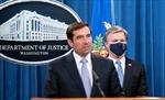 FBI bắt 8 người nghi tham gia 'chiến dịch săn cáo' của Trung Quốc