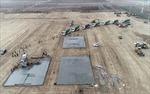 Trung Quốc xây cấp tốc 'trại cách ly COVID-19' cho 3.000 người