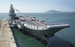 Truyền thông Trung Quốc dự đoán ngày ra mắt tàu sân bay thứ ba