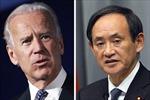 Lãnh đạo Nhật Bản và Mỹ điện đàm nhất trí tăng cường quan hệ đồng minh