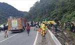 Tai nạn xe buýt thảm khốc tại Brazil