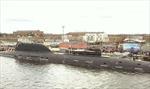 Video Hải quân Nga đón tàu ngầm năng lượng hạt nhân thế hệ thứ 4