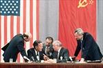 Những khoảnh khắc đáng nhớ khi Tổng thống Mỹ gặp lãnh đạo Nga