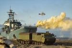 Video Hạm đội Phương Bắc Nga tập trận chiến lược tại quần đảo xa xôi