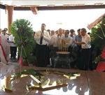 Khánh thành đền thờ 10 anh hùng liệt sĩ Khởi nghĩa Hòn Khoai tại Cà Mau