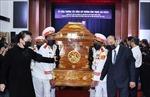 Cử hành trọng thể Lễ truy điệu, Lễ an táng nguyên Phó Thủ tướng Chính phủ Trương Vĩnh Trọng