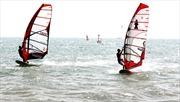 Sôi động Giải lướt ván buồm Việt Nam Fun Cup 2012